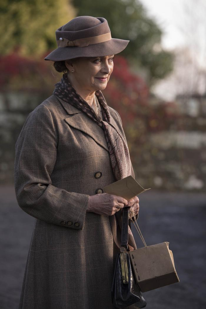 Francesca Annis as Joyce Cameron in 'Home Fires.' Photo: iTV Studios and MASTERPIECE
