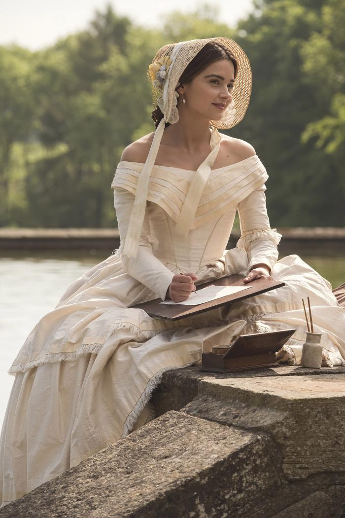 Queen Victoria (Jenna Coleman). Photo: ITV Studios