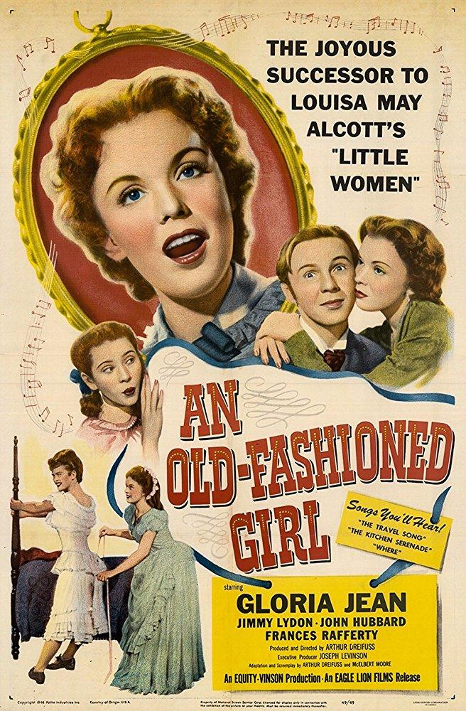 An Old-Fashioned Girl starring Gloria Jean