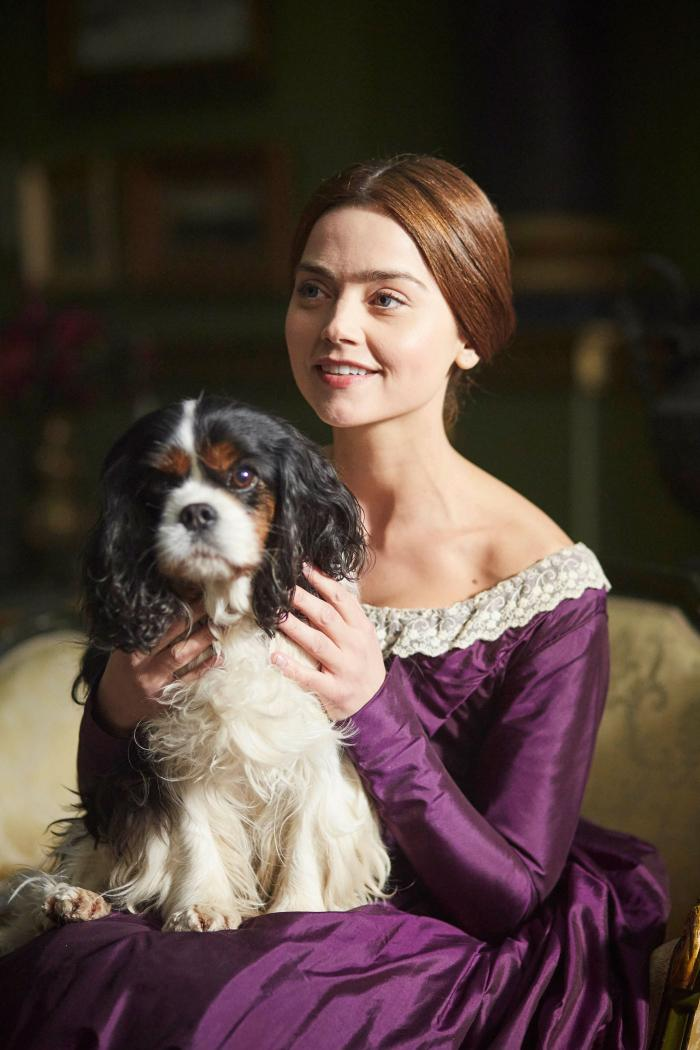 Victoria is still an inexperienced teenager in many respects, especially when it comes to love. (ITV Plc)