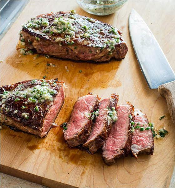America S Test Kitchen Oven Steak