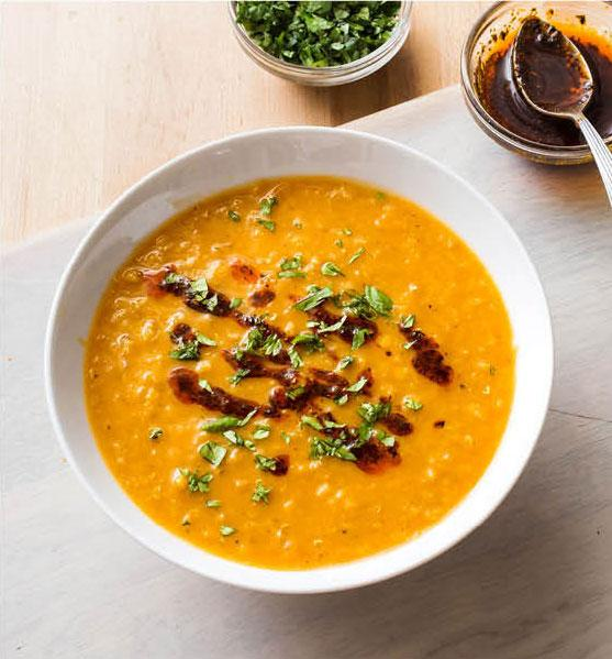 America S Test Kitchen North African Lentil Soup