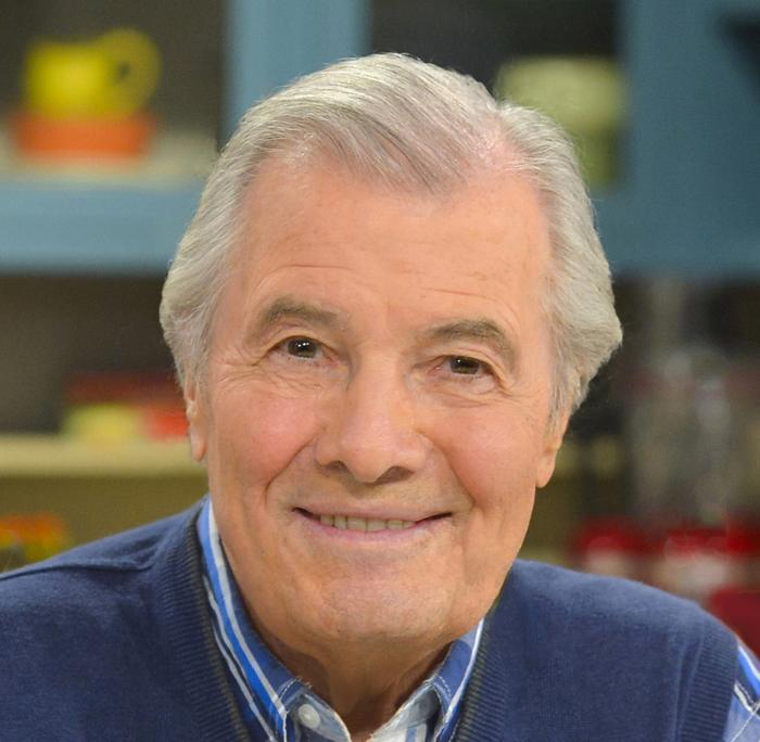 Jacques Pépin. Photo: Kevin Berne