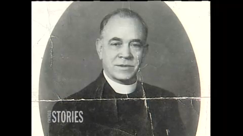 Father James Tort, a Claretian