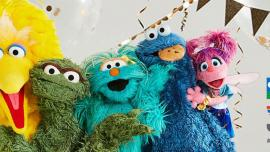 The Sesame Street Road Trip