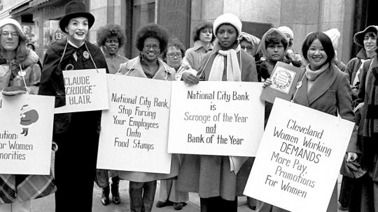 9to5: The Story of a Movement: A WTTW Screening & Community Conversation