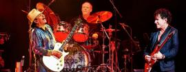 Santana and The Doobie Brothers in Concert at Hollywood Casino Amphitheatre