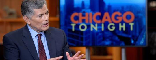 Chicago Tonight: Behind the Scenes 2019