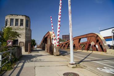 """the Red Bridge"""