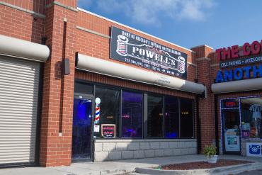 Powell's Barbershop