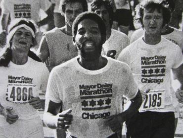 Resultado de imagen para first chicago marathon
