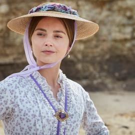 Jenna Coleman as Victoria. Photo:Justin Slee/ITV Plc for MASTERPIECE
