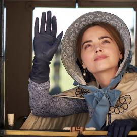 Jenna Coleman as Victoria. Photo: Justin Slee/ITV Plc for MASTERPIECE