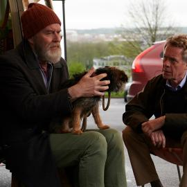 Chris (James Fleet) & Tim (Alex Jennings) in Unforgotten. Photo: Mainstreet Pictures for ITV and MASTERPIECE