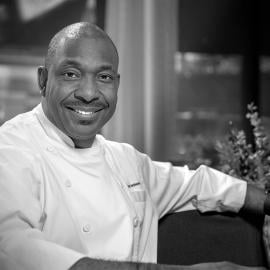 Chef Erick Williams. Photo: Gary Adcock/Studio37