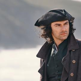 Aidan Turner as Ross Poldark in season 5. Photo: Mammoth Screen