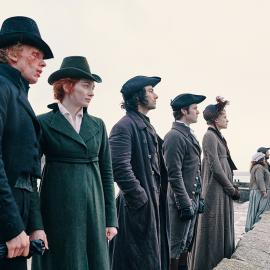 Season 5 of Poldark. Photo: Mammoth Screen