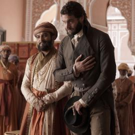 Murad Beg and John Beecham in 'Beecham House.' Photo: Masterpiece