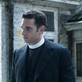 Will Davenport in season 6 of 'Grantchester.' Photo: Masterpiece and Kudos