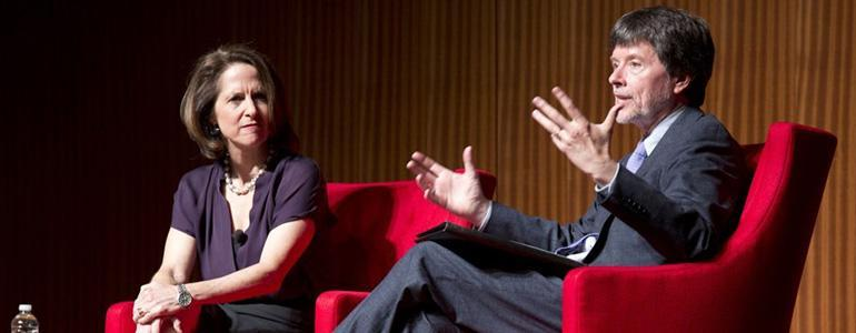 Lunch with Ken Burns and Lynn Novick: The Vietnam War