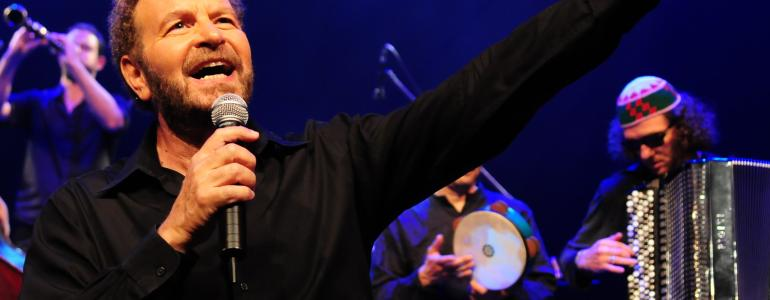 Dudu Fisher in Concert