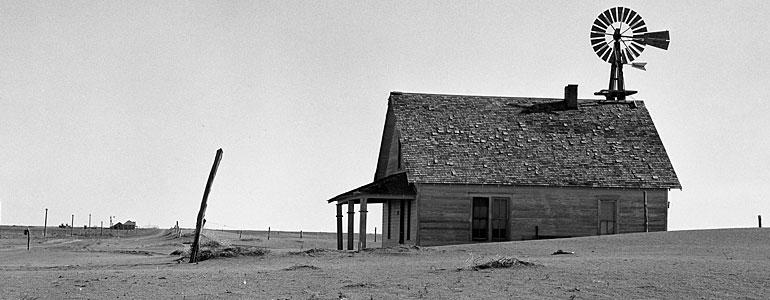 An Evening with Ken Burns – THE DUST BOWL