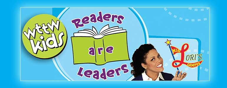 WTTW Kids Readers Are Leaders Winter Tour