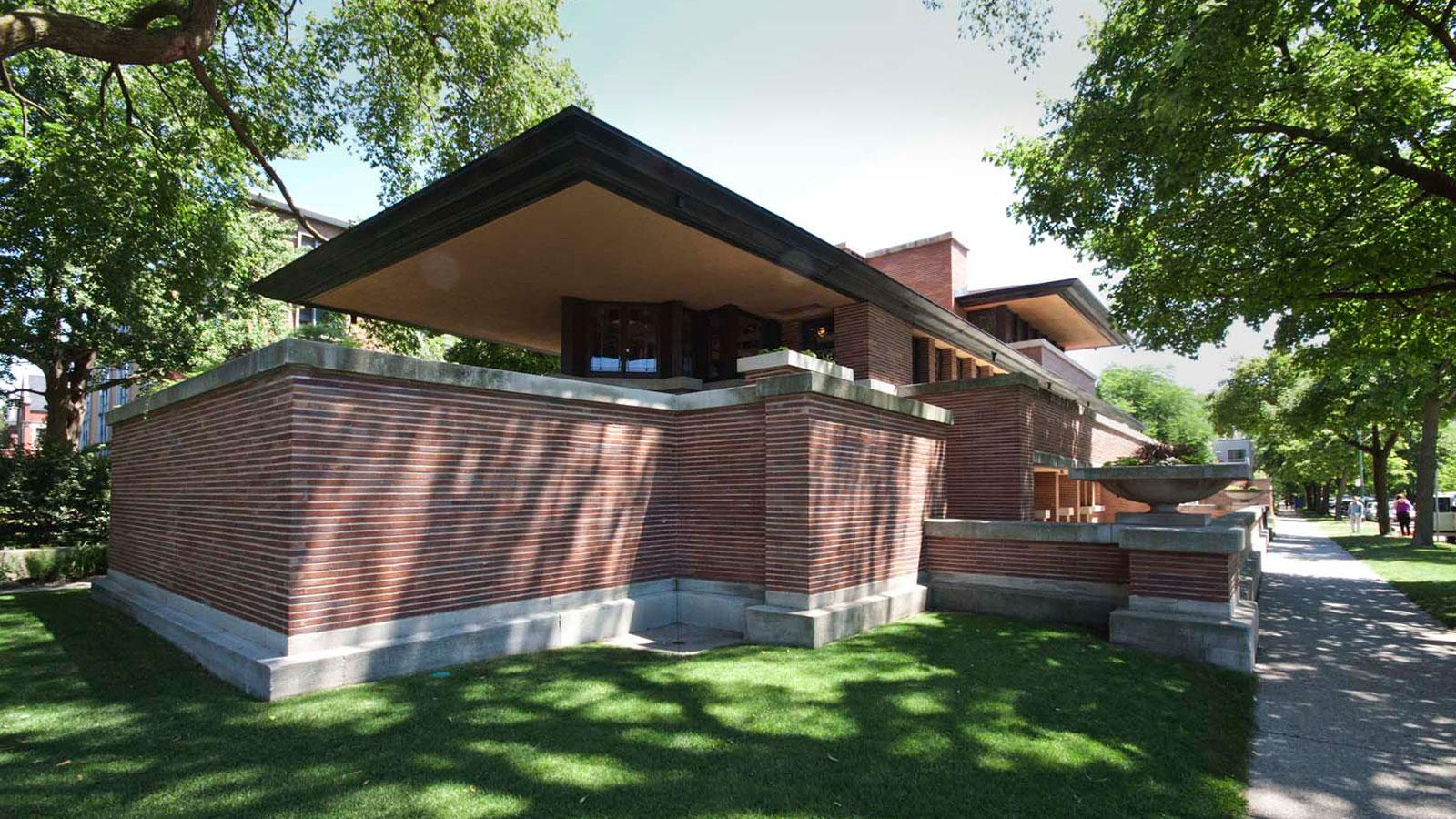 Blueprints For A House Robie House Ten Buildings That Changed America Wttw