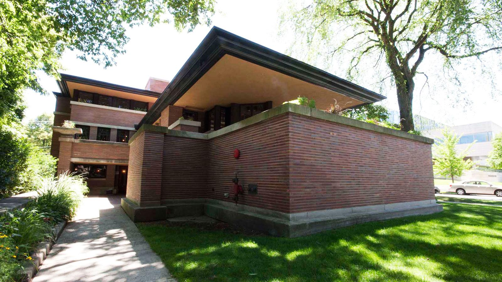 Robie House | Ten Buildings That Changed America | WTTW Chicago