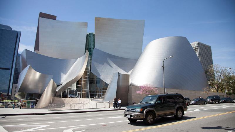 Walt Disney Concert Hall Ten Buildings That Changed America Wttw