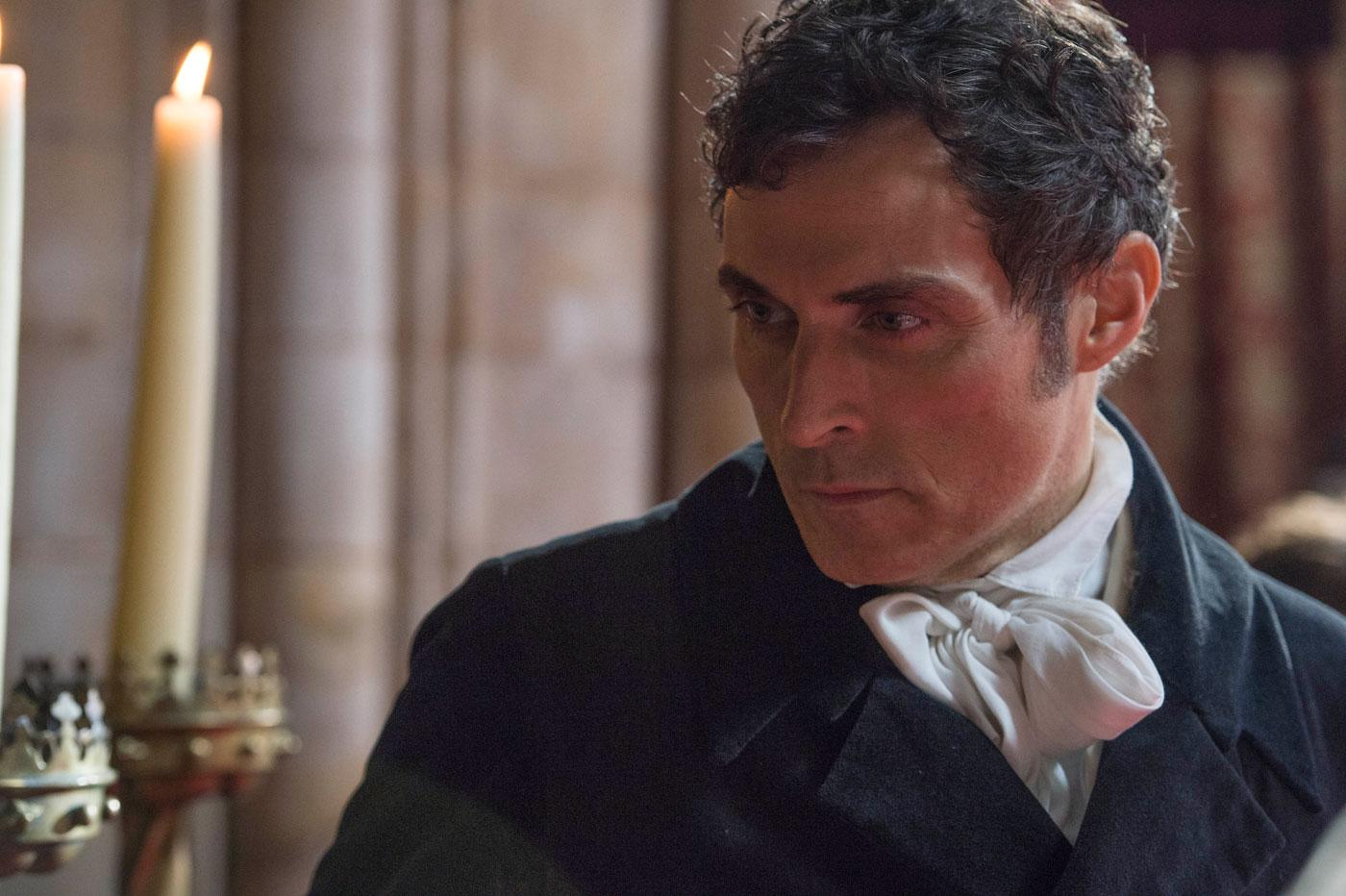 Victoria wants Lord Melbourne to be more than just a mentor. (ITV Plc)