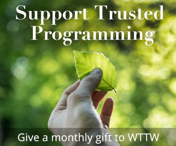 Give a monthly gift to WTTW