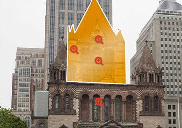 Trinity church ten buildings that changed america wttw chicago with trinity church architect h h richardson created a new style of architecture richardsonian romanesque click through to learn more sciox Gallery