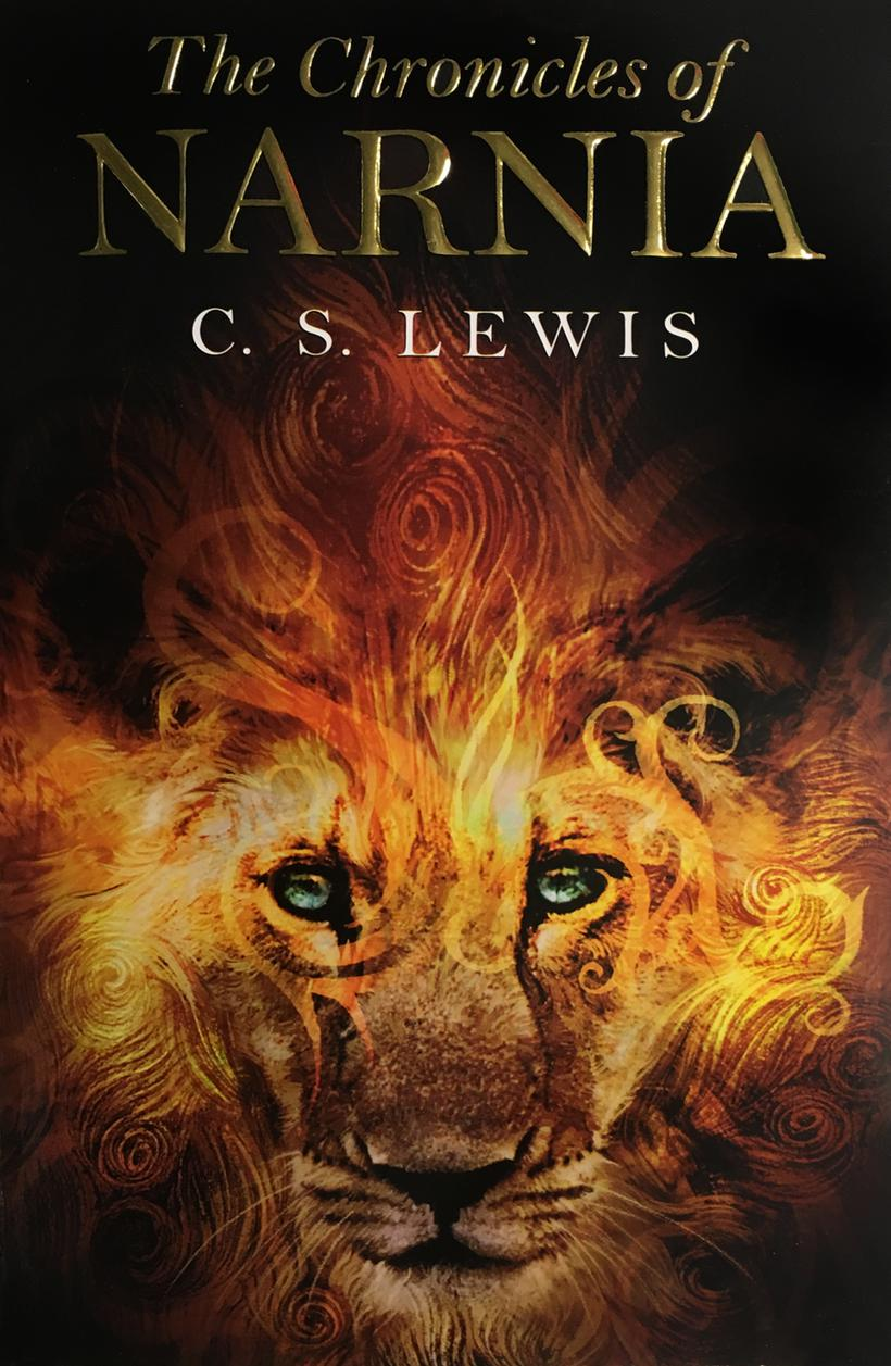 The Chronicles of Narnia cover