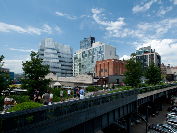 The High Line (credit Jon Smith)