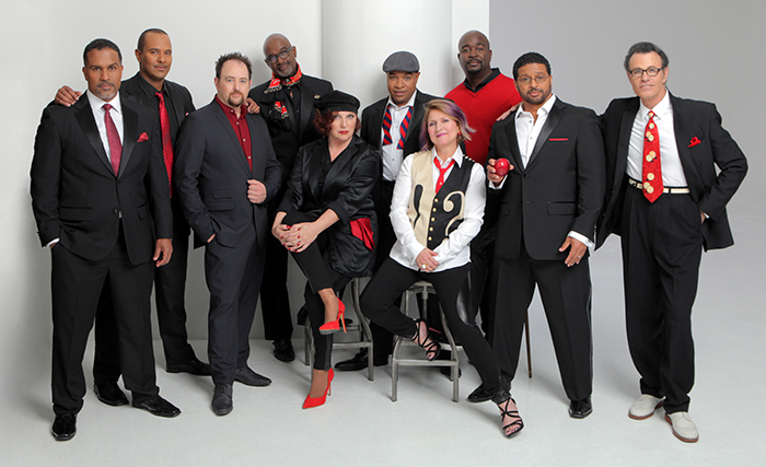 Soundstage: The Summit featuring The Manhattan Transfer and Take 6
