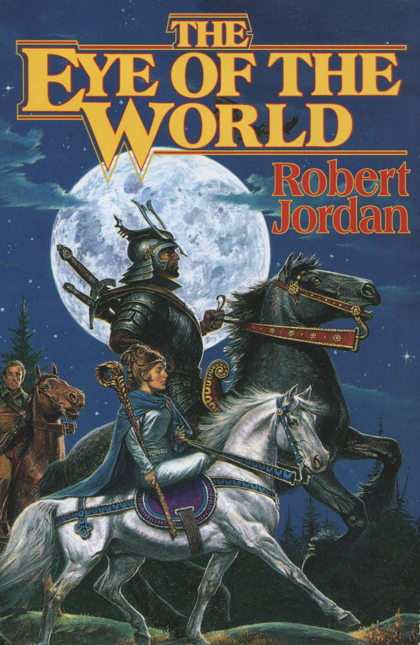 The Wheel of Time cover