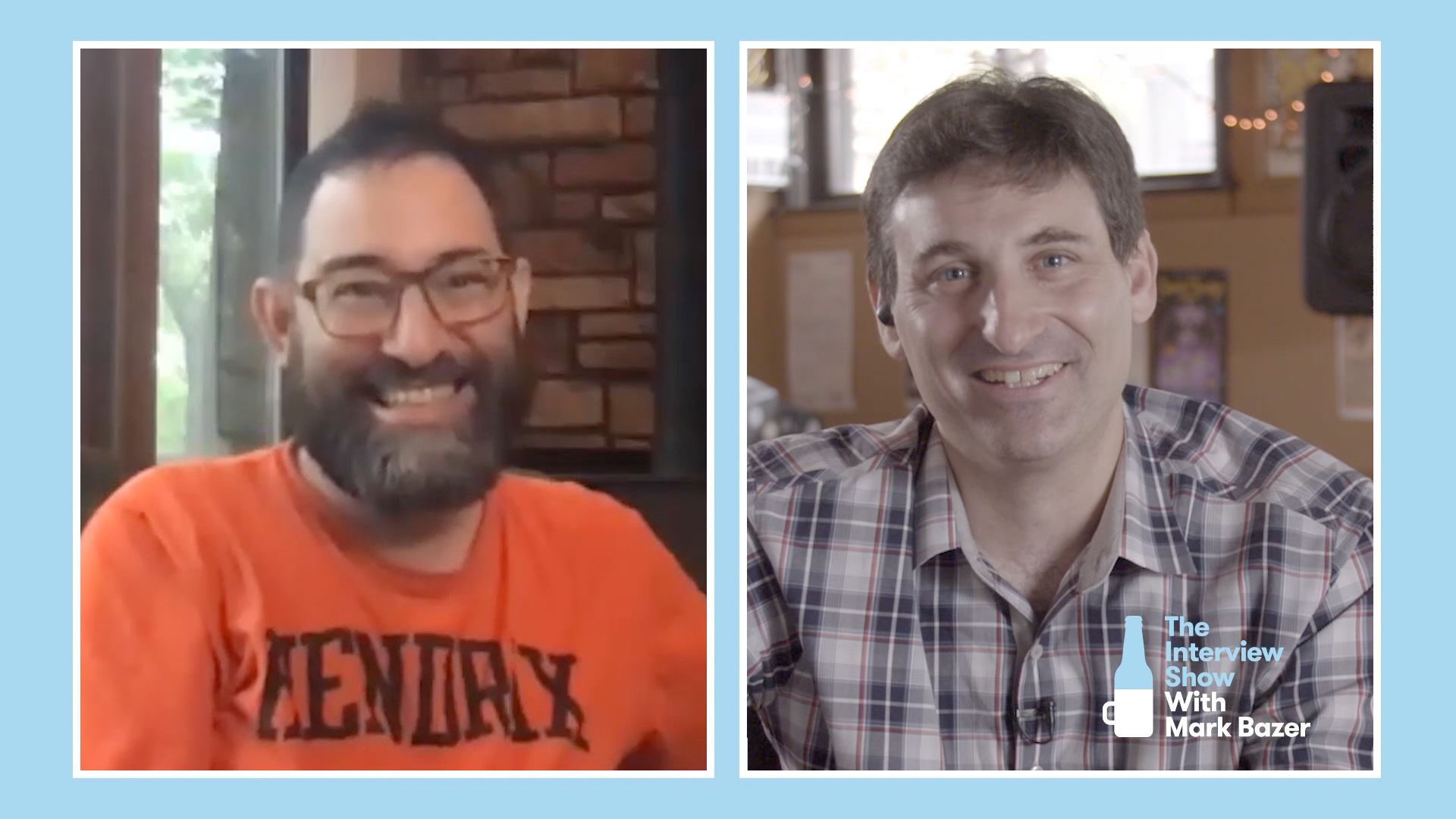 Rick Perlstein | The Interview Show with Mark Bazer